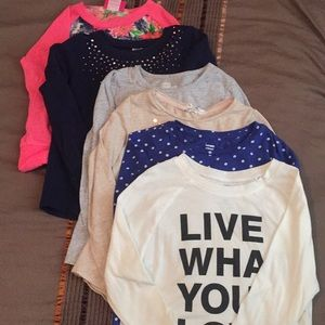 Other - Long Sleeve Shirt Lot Size 5/6